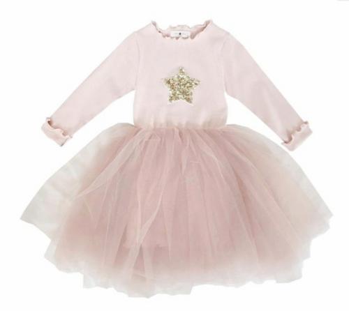 Tutu Dress w Star