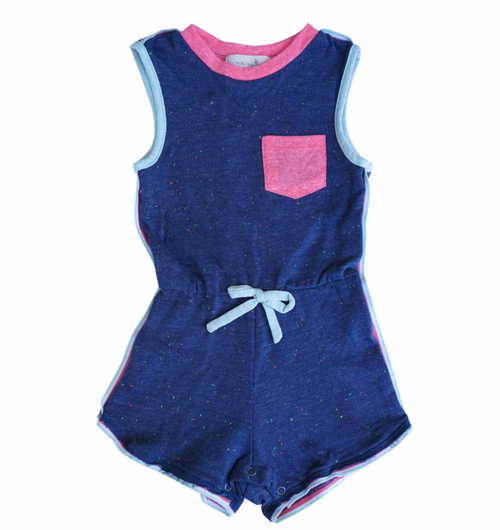 RIng Pop Short Romper