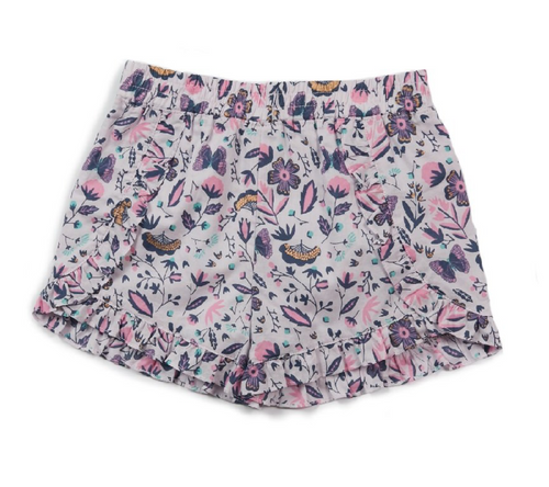 Rayelyn Ruffle Short