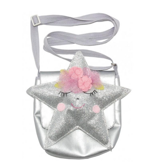 Starlight Bag Shiny Silver