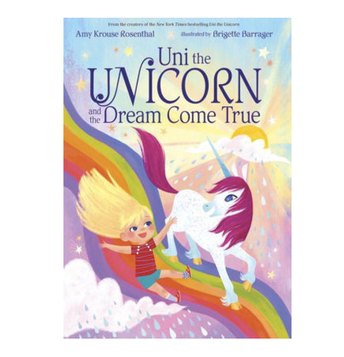 Uni The Unicorn Dreams Come True