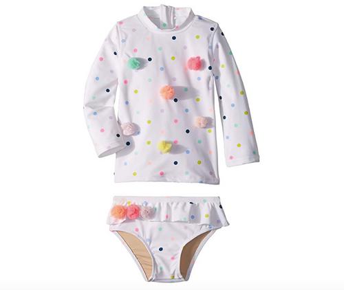 Multi Dot Swimsuit