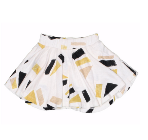 Lyric Shapes Skort