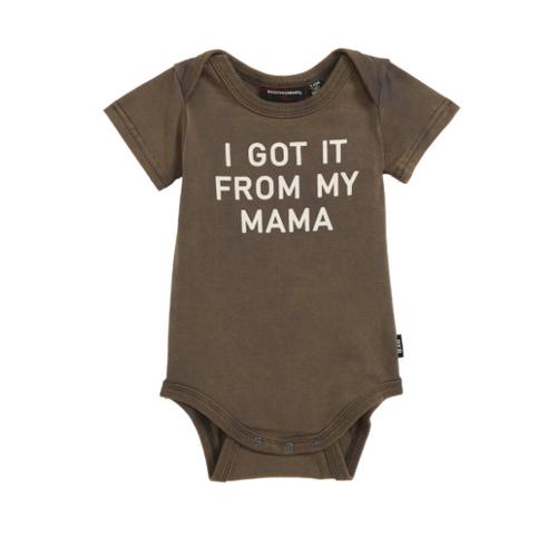 From My Mama Bodysuit