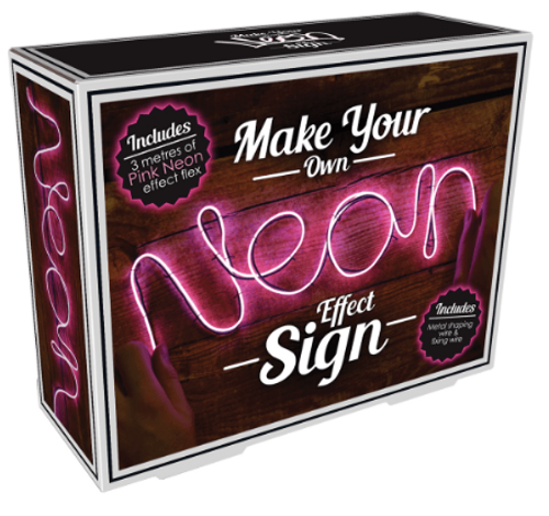 Neon Sign - Pink