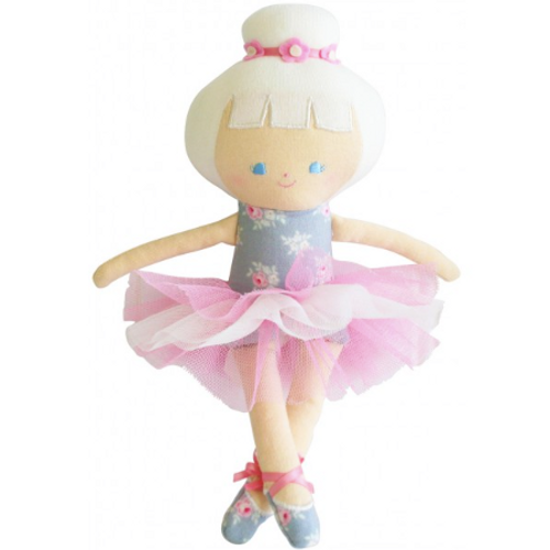 Baby Ballerina- Grey Pink