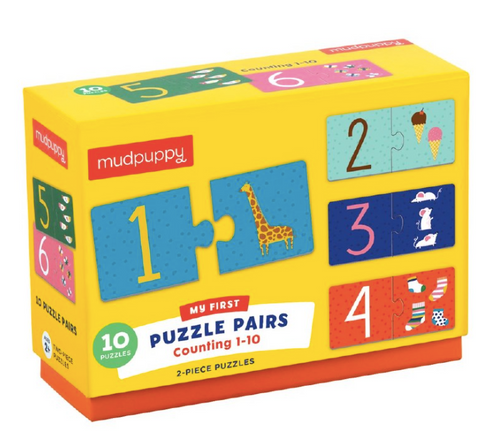 Counting - My First Puzzle Pairs