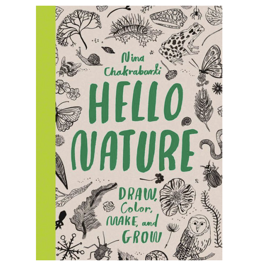 Hello Nature: Draw, Color