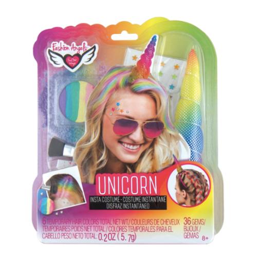 Unicorn Girl Insta Costume