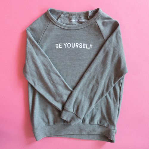 Be Yourself L/S