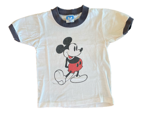 80's Mickey Mouse 5y