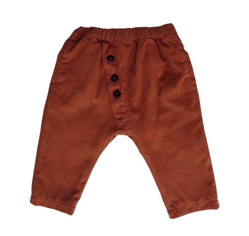 Theo Trousers Rust