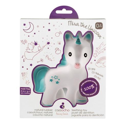 Mira The Unicorn Turquoise