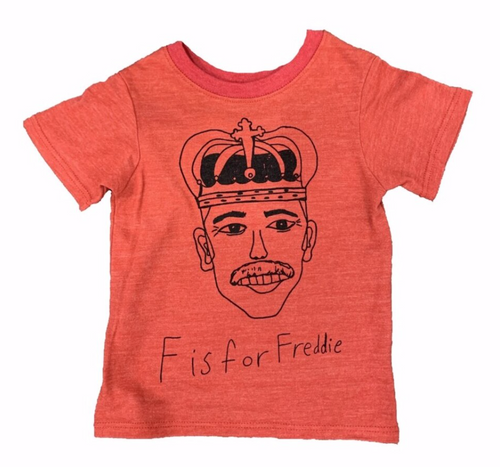 F Is For Freddie Tee