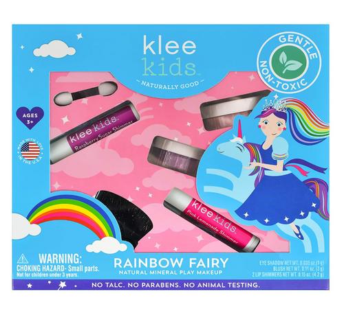 Makeup - Rainbow Fairy