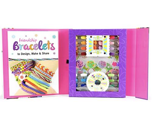 Friendship Bracelets (Spicebox