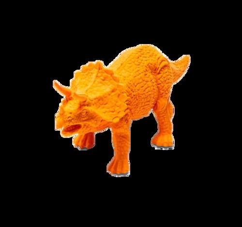 Eraser - Jumbo Dino Triceratops