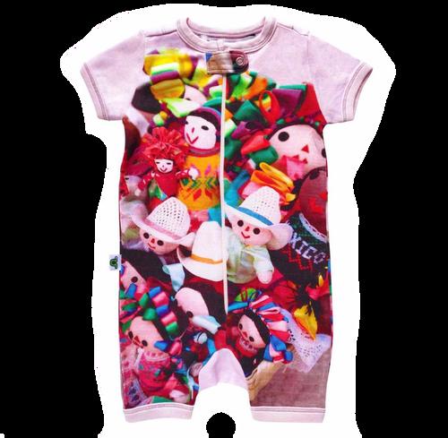 IA Romper Fabric Dolls