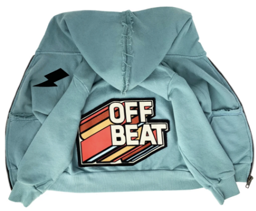WM Hoodie Off Beat