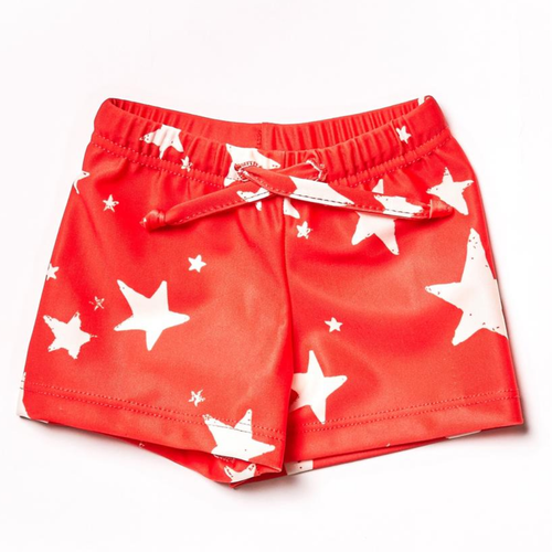 NZ Swim Red Star