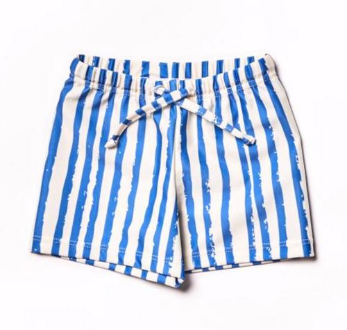 NZ Swim Blue Stripe