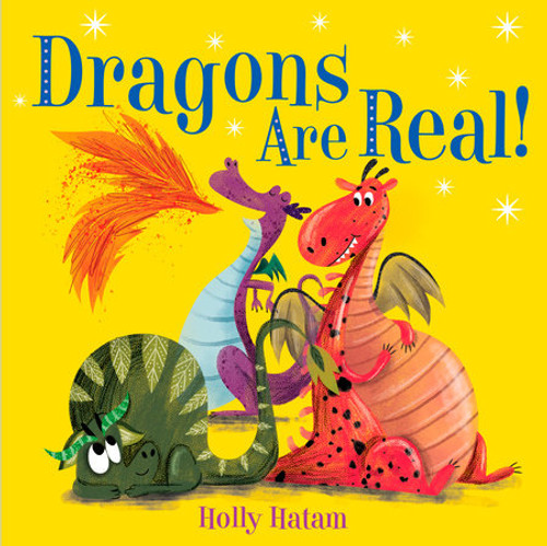Dragons Are Real! (Board)