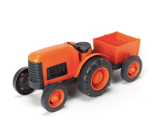 GR Tractor - Orange