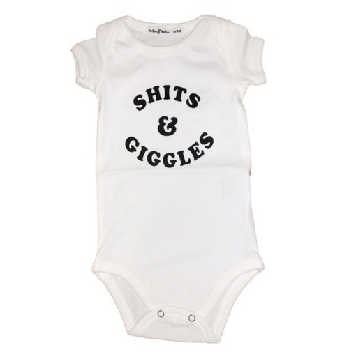 BF Onesie - Shits & Giggles