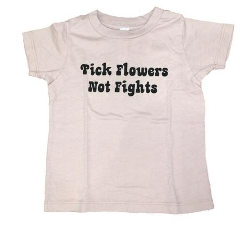 BF Tee - Pick Flowers