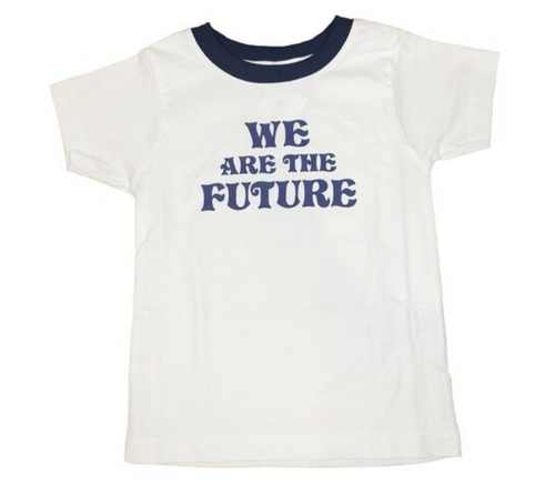 BF Tee - We Are The Future