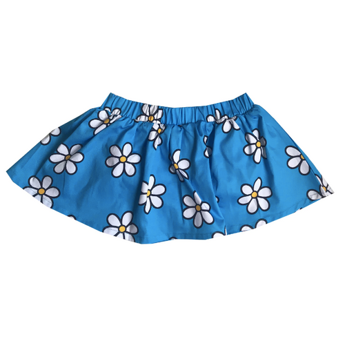 BV Skirt Daisy Blue 2t