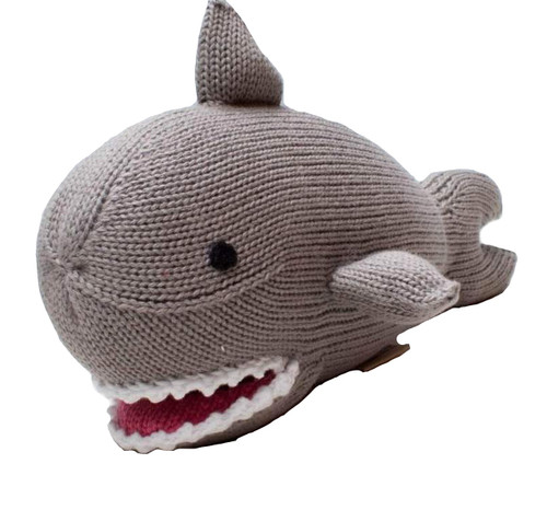 ES Shark Stuffed Animal