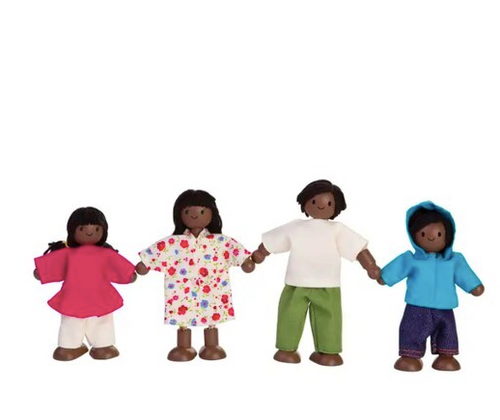 PT Doll Family 7416