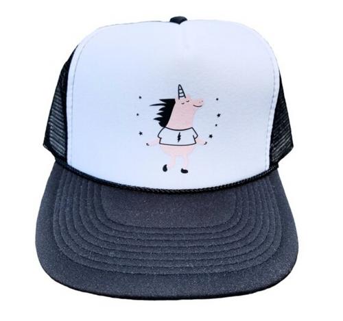 Twinklebolt Trucker Hat