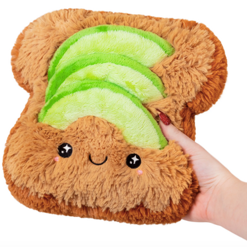 SQ Mini Avocado Toast