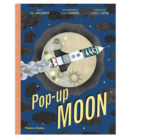 Pop Up Moon