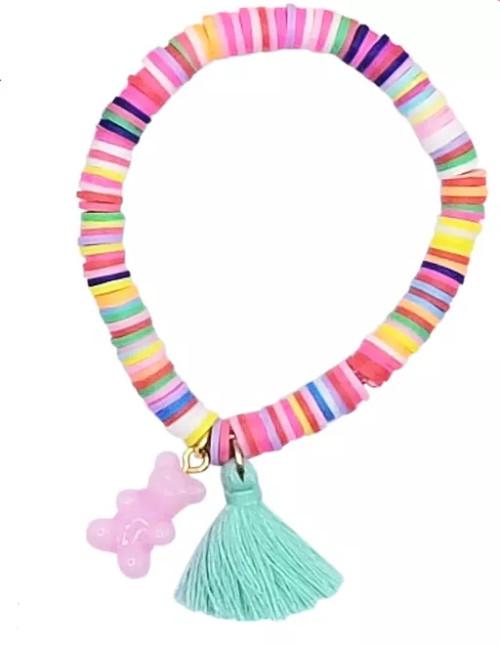 BB Bracelet- Gummy Bear Tassel