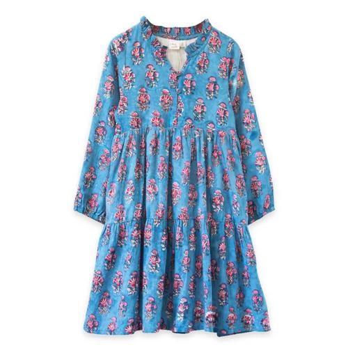 BW Naira Dress Blue