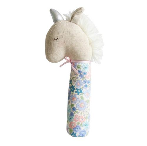 AR Squeaker - Unicorn Liberty Blue