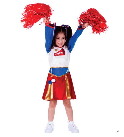DA American Cheerleader 8-10y