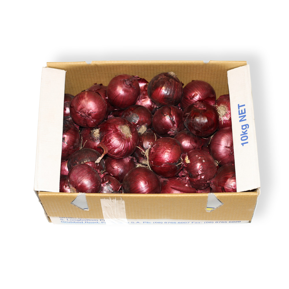 ONIONS RED (10KG)