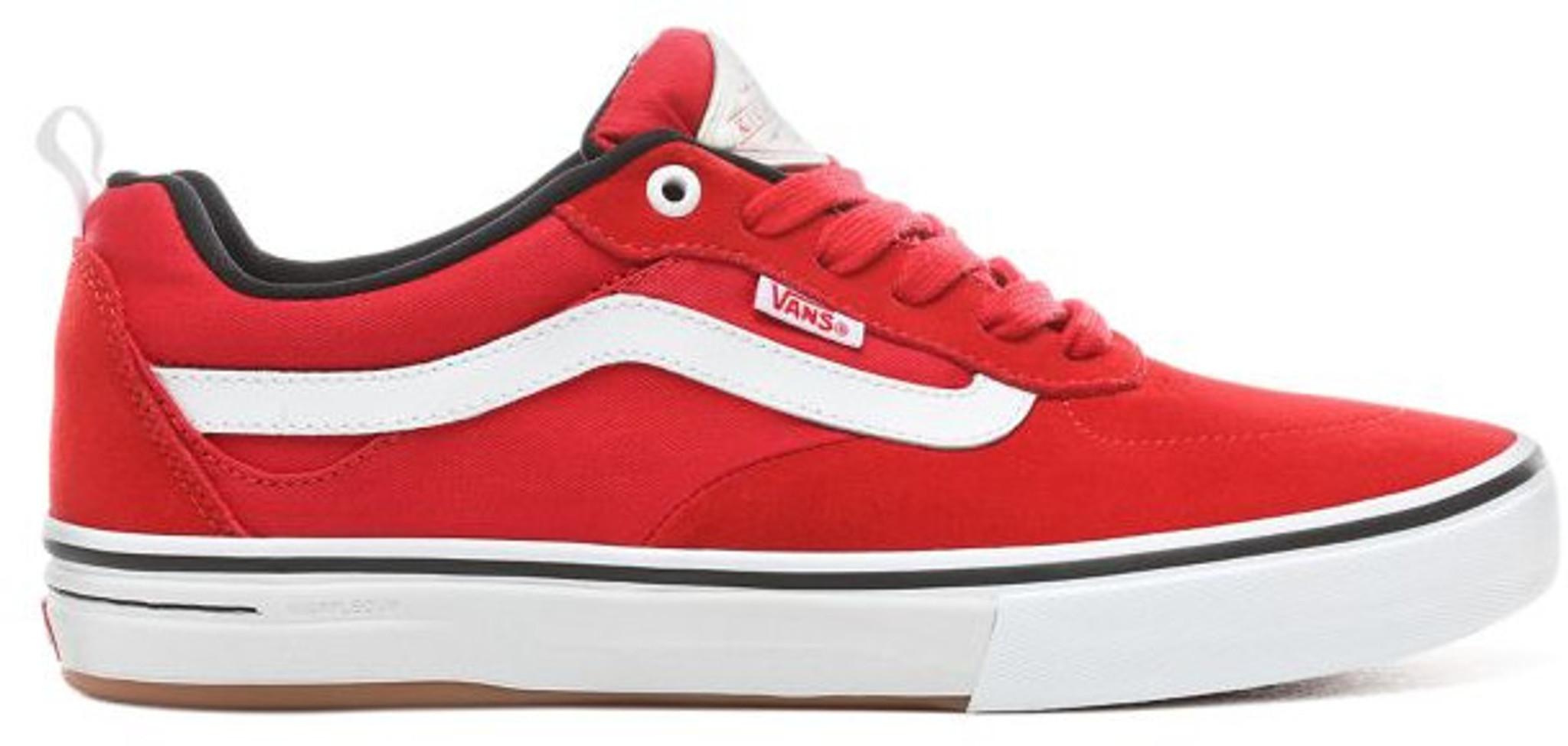 Vans - Kyle Walker Pro - Red/White