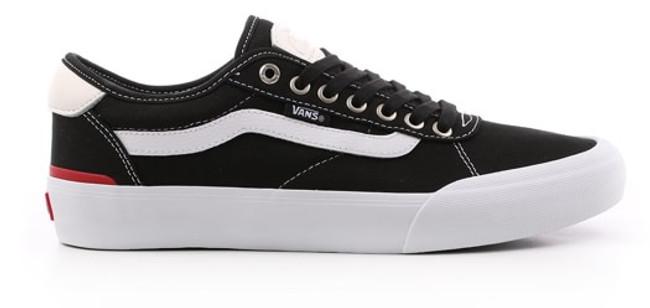 0c320a52c44 Vans - Chima Pro 2 - (Canvas) Black White