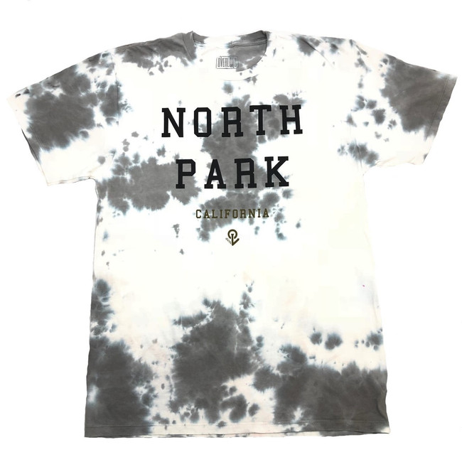 Overload - NorthPark Tie Dye Tees - Cloud Wash