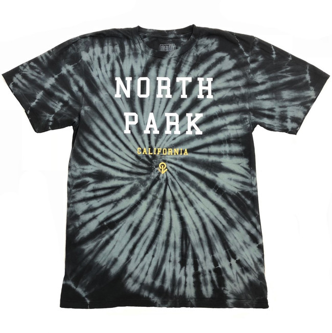 Overload - NorthPark Tie Dye Tee - Starry Night