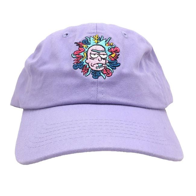 Primitive - Hats - Rick Dad - Lavendar
