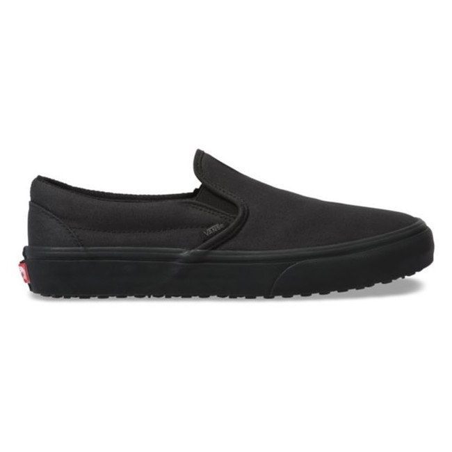 Vans - Authentic UC - Slip on UC - Black/Black