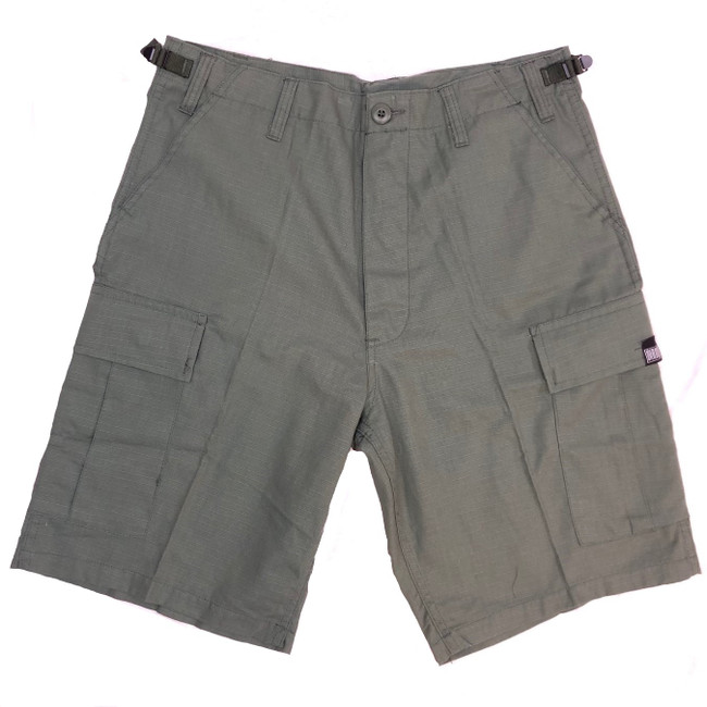 Overload - Cargo Shorts - Olive