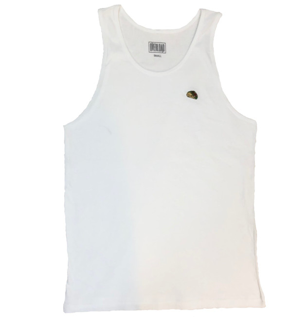 Overload - Tank Top - Taco - White