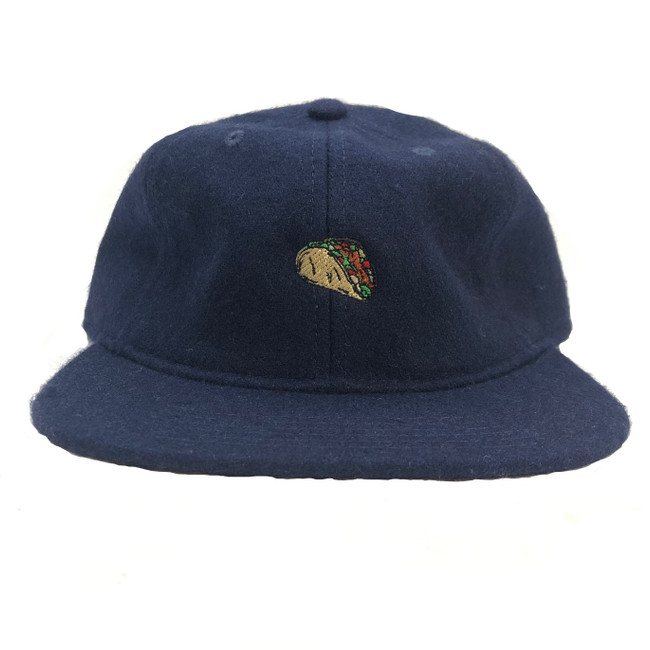 Overload - Hat - Unconstructed Wool - Navy